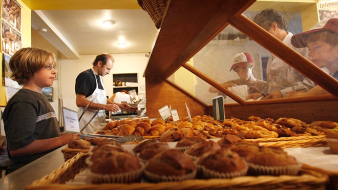 Bakery-Shop-Muffins-Worker-Young-Small-Business
