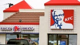 KFC parent Yum Brands on Tuesday said first-quarter sales at established restaurants in China, its top market, rose  percent, roughly in line with expectations, as it recovers from an avian flu outbreak and a food safety scare last year that pummeled demand for chicken.