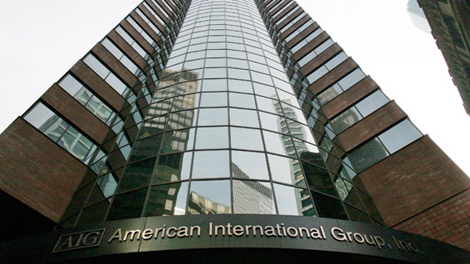 AIG (American International Group) Building