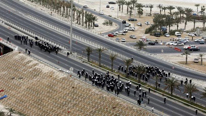 Bahrain-Riot-police