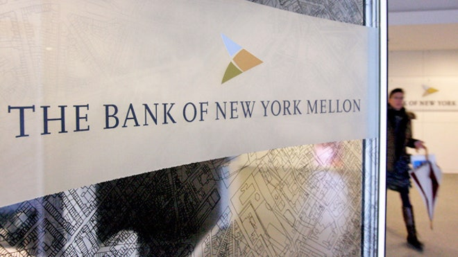 Bank-of-New-York-Mellon-Logo-Building