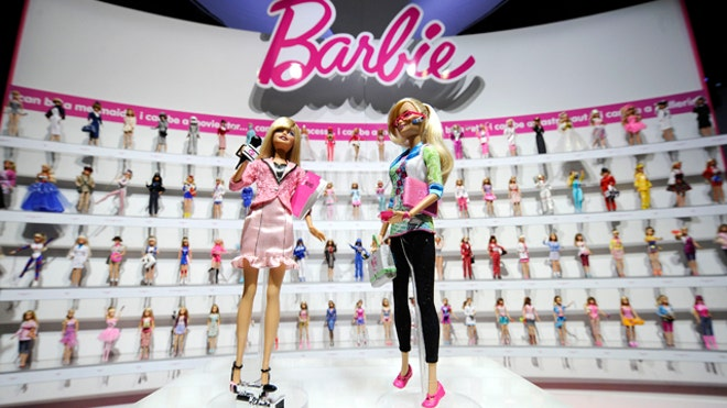 Barbie Doll Mattel