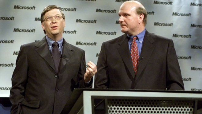 Bill-Gates-Steve-Ballmer-Press-Conference
