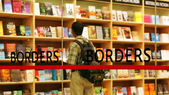 Borders-Books-Store