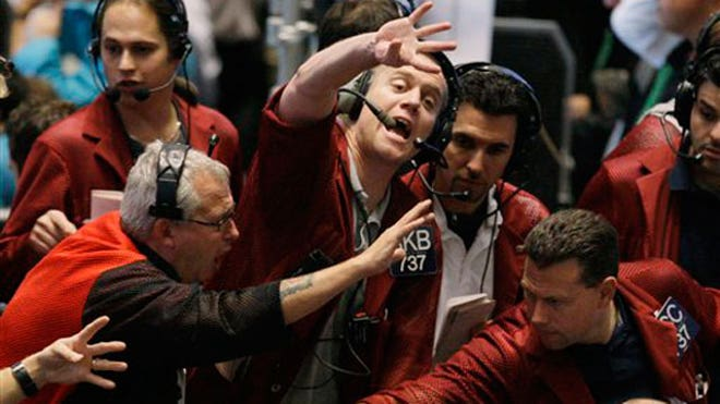CME Trader Yelling