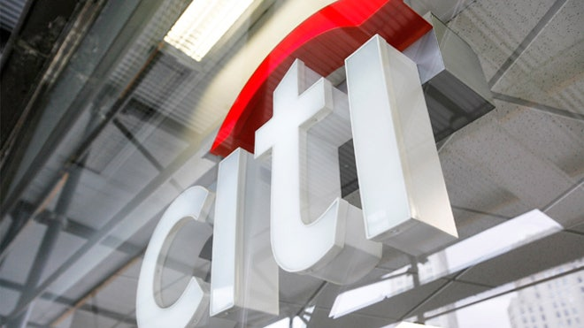 Citibank Sign 02