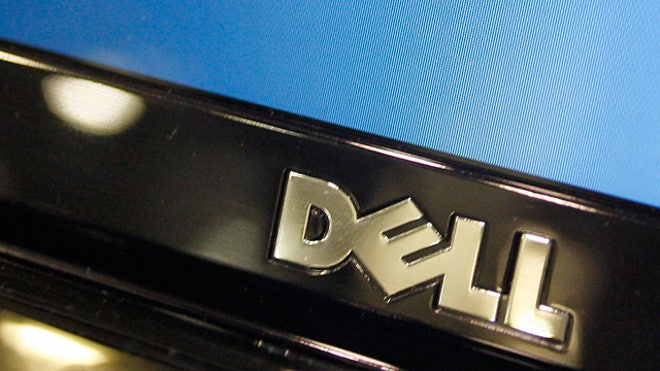 Dell Logo Computer Laptop 02