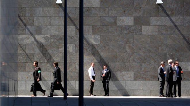 Deutsche-Bank-headquaters