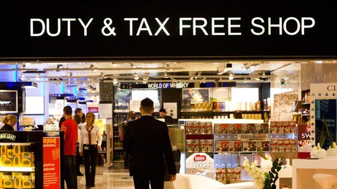 Duty-Freet-Shop