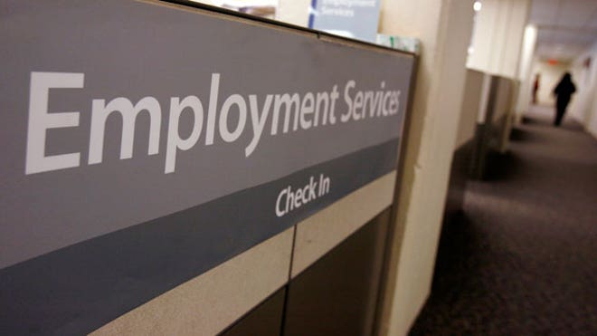 Employment Services Sign Jobless FBN