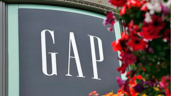 Gap Apparel Retail Store 02