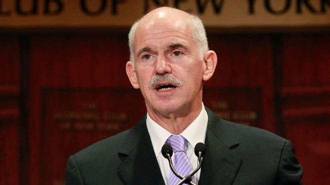 Greek-Prime-Minister-George-Papandreou