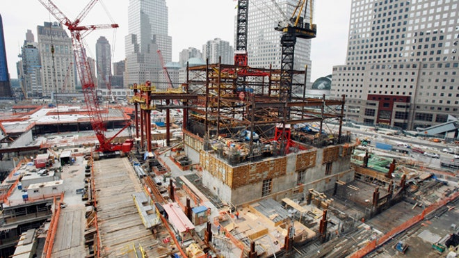 Ground-Zero-World-Trade-Center-NYC-Construction