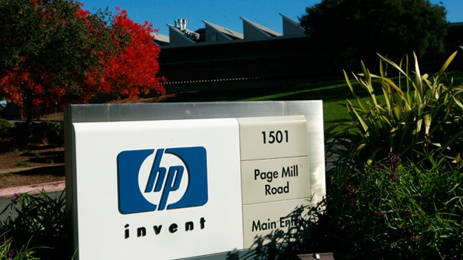 Hewlett-Packard Headquarters 01