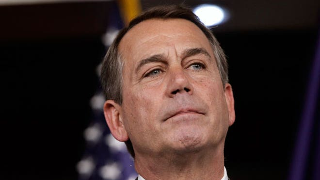 House Republican Leader Boehner