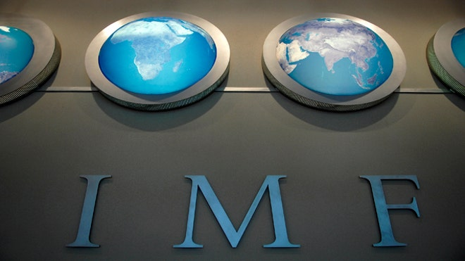 IMF Logo, IMF
