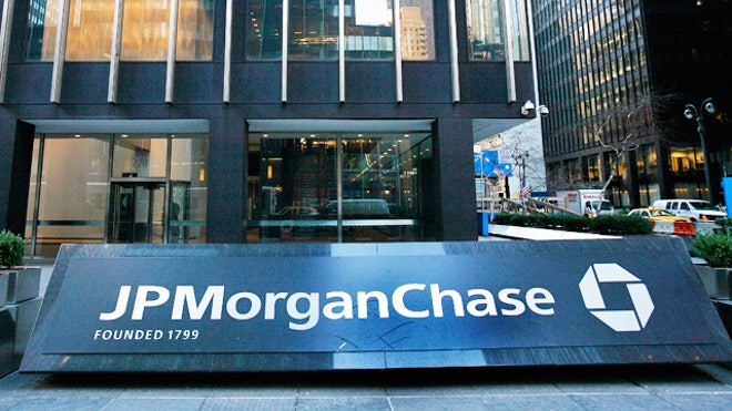 JPMorgan Chase Bank Headquart