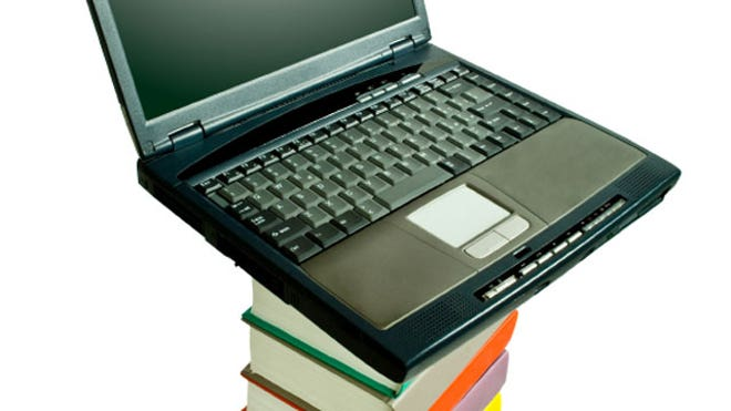 Laptop-Stack-Books