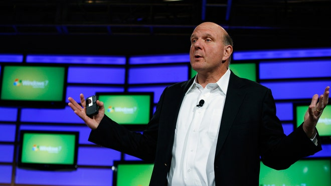 Microsoft-Ballmer-at-Windows-7-Launch