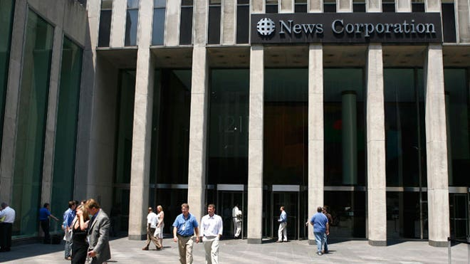 News Corp Building New York