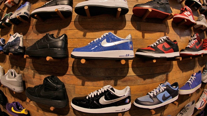 Nike is pulling some of its items off local stores shelves. The move, while completely legal, is a crushing blow to small retailers in the Philadelphia and
