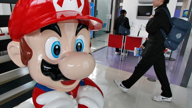 Nintendo-Video-Games-Mario-Brothers
