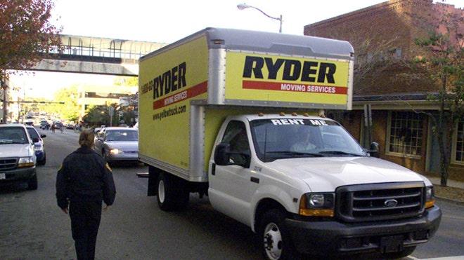 Ryder-truck