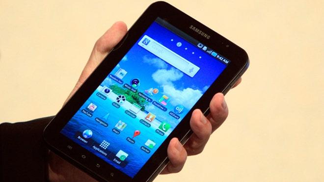 Samsung Galaxy Tab Tablet FBN