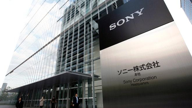 Sony Corp- eadquarters Tokyo
