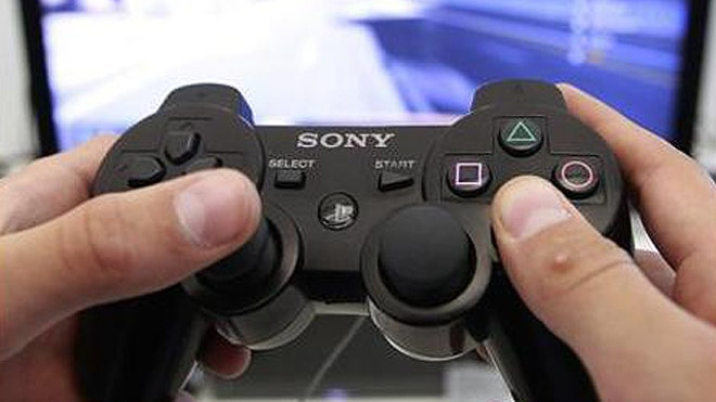 Sony Playstation Controller Used in Store