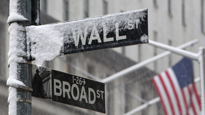 Wall-Street-Sign-Snowing
