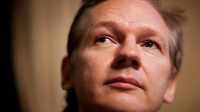 WikiLeaks Founder Julian Assange FBN