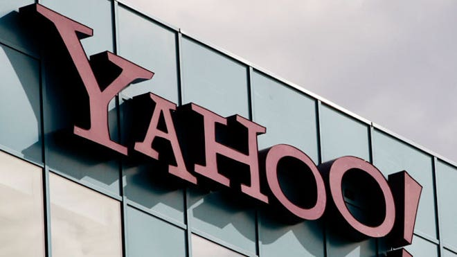 Yahoo Logo Offices