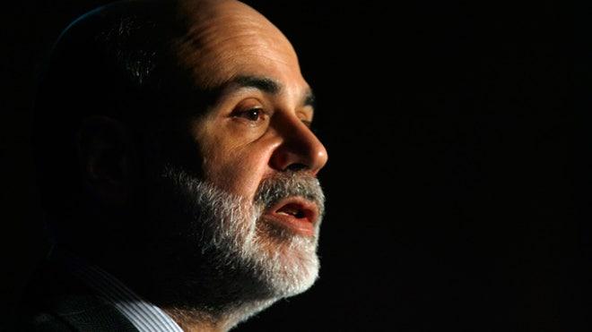 Ben Bernanke Chairman Federal Reserve Generic
