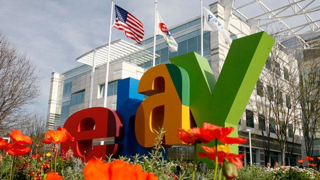 ebay, eBay Logo, ebay headquarter, online shopping, online auction