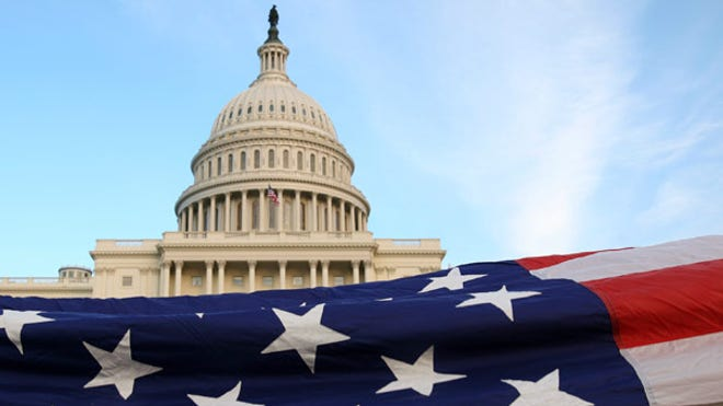 American Flag Capitol
