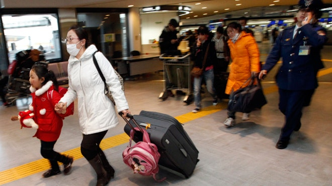 japan-airport-exit