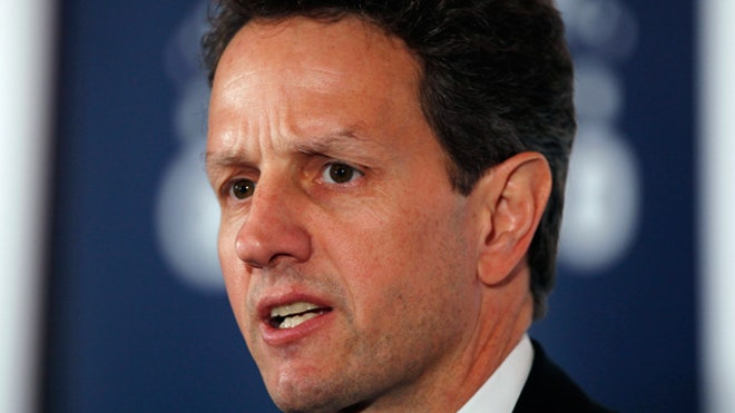 Tim Geithner Treasury Secretary 03