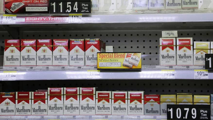 Buy Chesterfield cigarettes Louisville