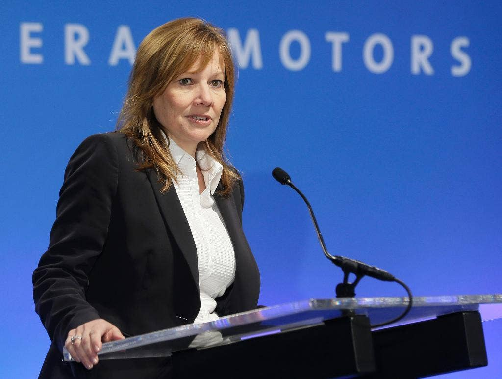 Barra Calls Gm Recall Crisis A Great Disappointment But