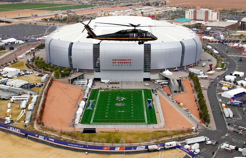 Ap Explains Retractable Roof And Moveable Field Make