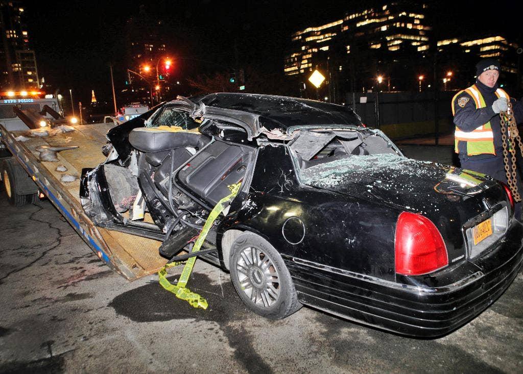 Car Crashed Into Business Bethel Park