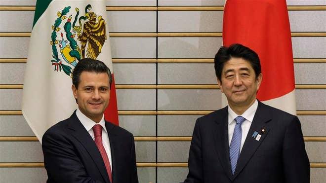 backs Japan's bid to join Trans-Pacific trade talks | Fox Business