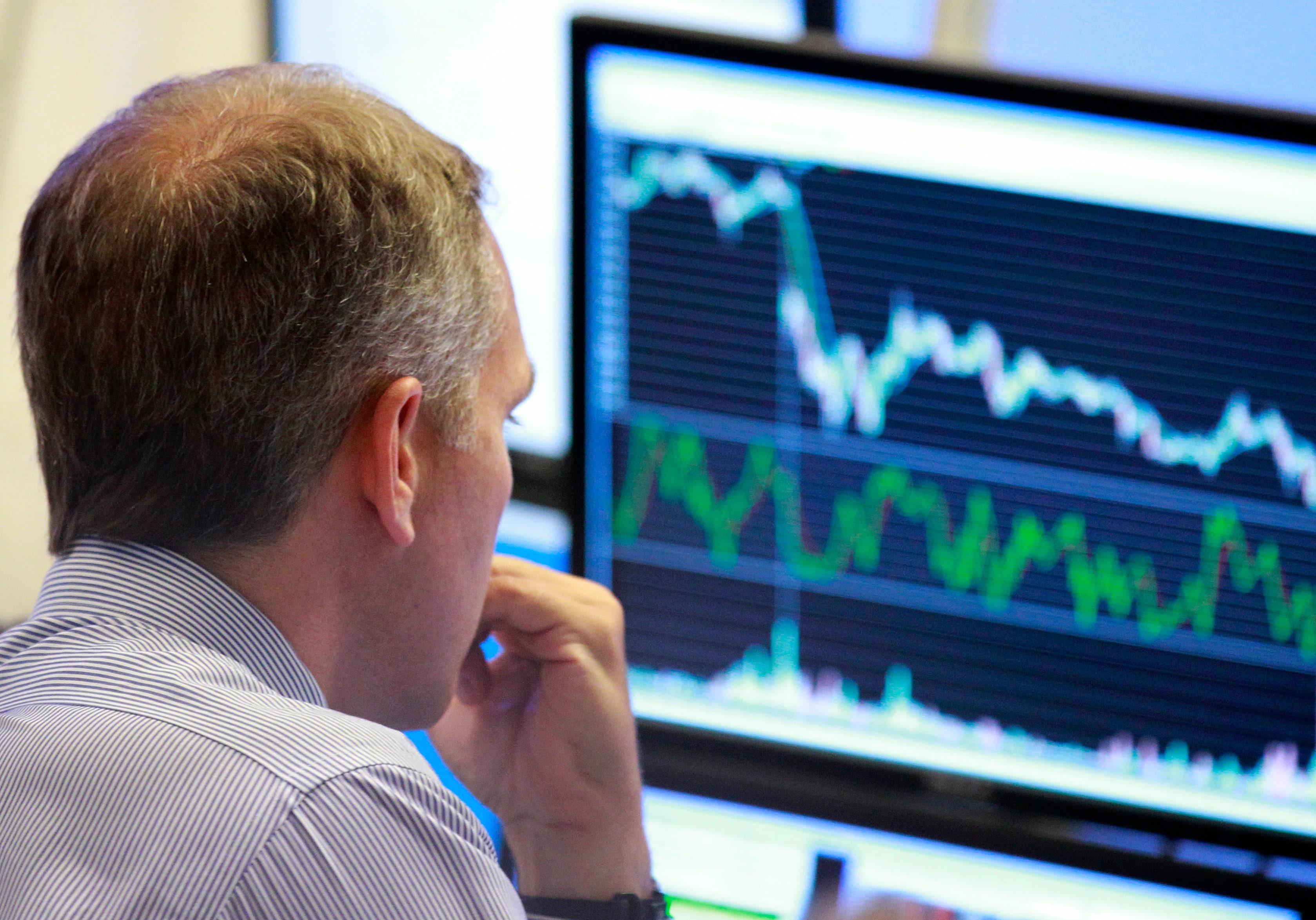 NYSE Trader 018 Reading Chart
