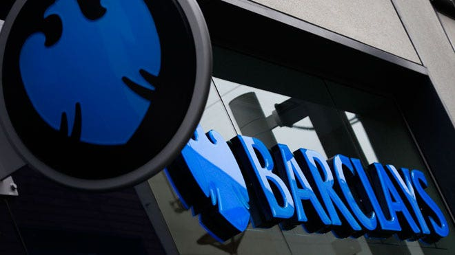 Barclays to Cut 3,700 Jobs After Logging 2012 Net Loss