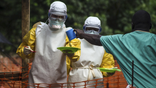 Microsoft will provide free cloud-computing and research applications to qualified medical researchers working on the Ebola virus, the software company's chief executive said on Monday.