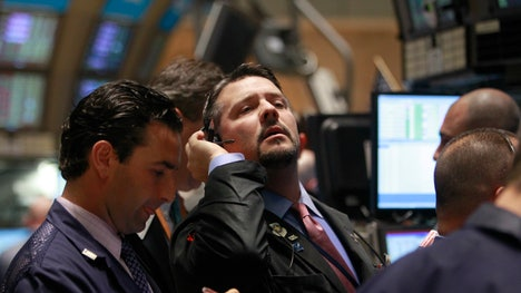 Wall Street looked set for a lower open on Wednesday as U.S. equity futures pointed to the downside after strong gains from the previous session.