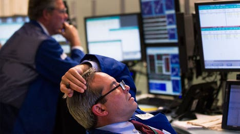 U.S. equity markets were sharply lower as traders digested a mixed read on the labor market thanks to the August jobs report.
