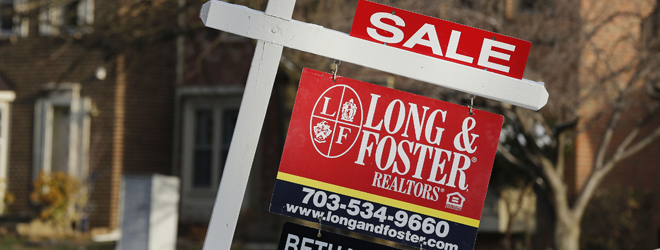 Existing home sales dropped .% to an annual rate of . million units, the lowest level since May, the National Association of Realtors said Monday.