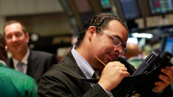 NYSE Trader 063 Writing